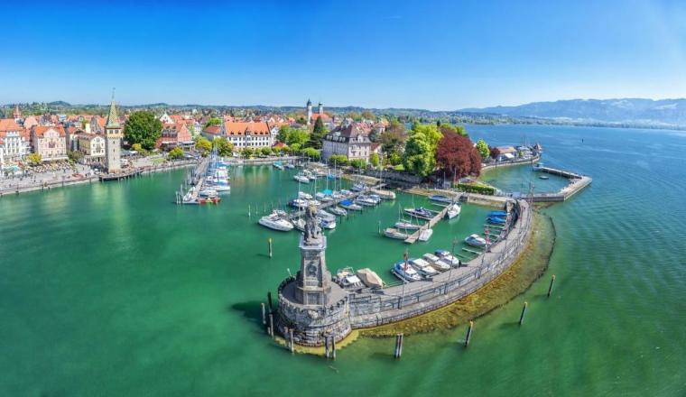 Bodensee in Baden-Wurttemberg